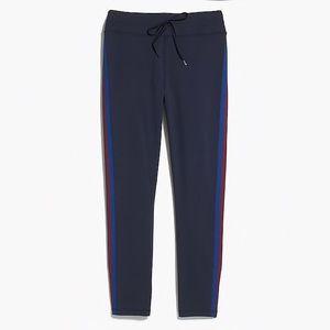 J.Crew High Waisted Leggings In Sport Stripe | S